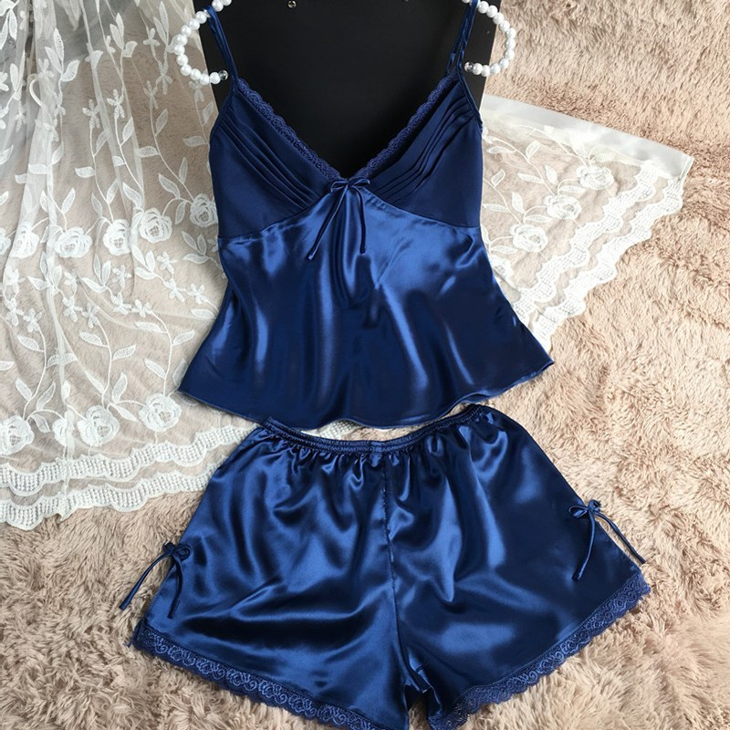 women silk pajamas set (19)