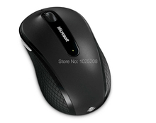 New Genuine 100% Microsoft 4000 2.4GHZ Wireless Mouse Blue Track MAC-Black,White,Red--Original package