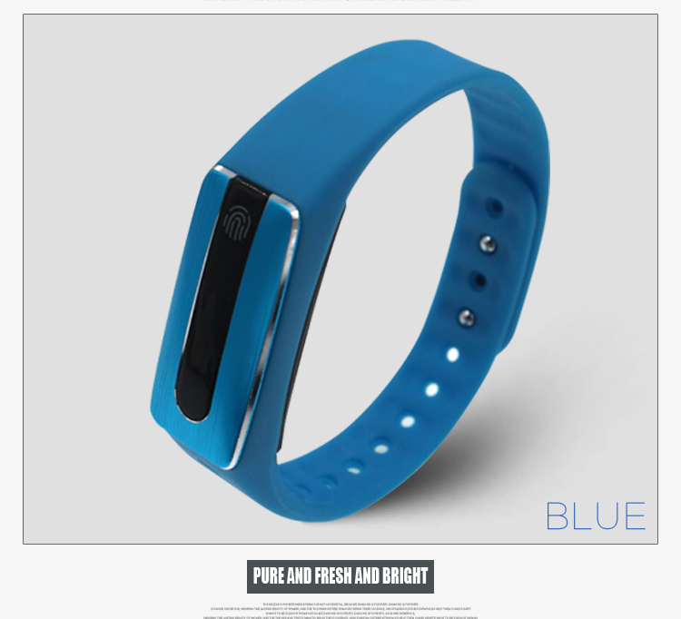 ot01 2016 best selling,New Original NFC Wristband Bracelet with Smart Heart Rate Fitness Touchpad OLED<br>