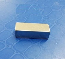 High Quality Super Strong N35 30 x 10 x 10mm Cuboid Block Craft Rare Earth Magnetic Neodymium Cube Magnet30*10*10mm(China)