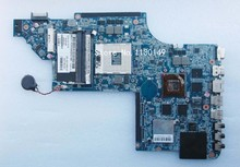 Free shipping 665992-001 Motherboard for HP DV7 DV7-6000 laptop , 100% Tested and guaranteed in good working