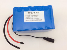 24 V  6ah 6S3P 18650 Battery 25.2 V lithium battery electric car battery / moped 420 high-capacity