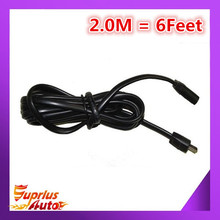 "2.0 M/ 6.0 Feet Long Okin Lift Chair or Power Recliner Power Supply ""01 Plug"" Extension Cable"