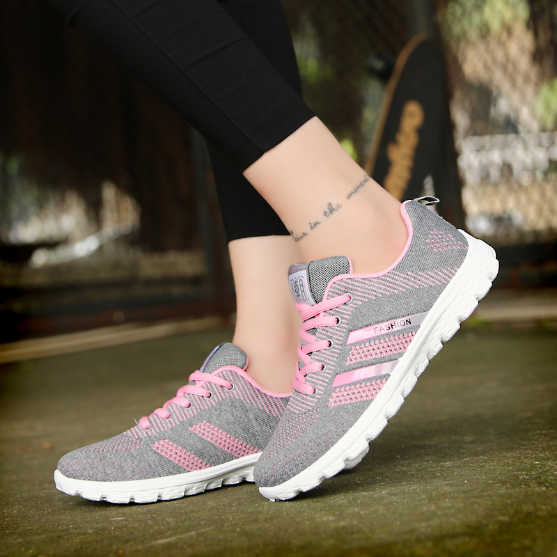 JYRhenium Sneakers Shoes Men Running Shoes 17 Lovers Outdoor Men Sneakers Sports Breathable Trainers Jogging Walking Shoes 36