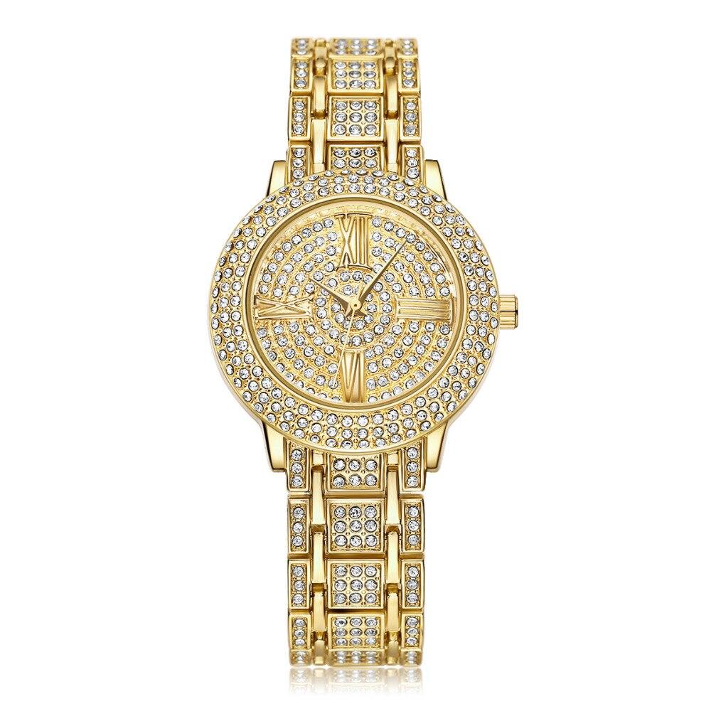 LVPAI Brand Luxury Bracelet Watch Women Gold Watches Stainless Steel Dress WristWatches Women Fashion Luxury Watch Quartz Watch<br><br>Aliexpress