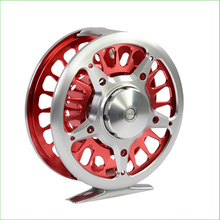 High Quality Fly Reel Fishing Tackle FU,6061AL.,CNC Machine,The Perfect Combination Of Reel And Artwork