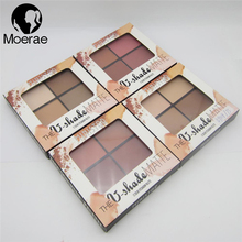 MINISTAR 4 Colors Bronzer Cosmetic Waterproof Contouring Makeup Blusher Blush Palette Lasting Face Sculptor Cheek Color