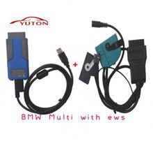 original for BMW Multi Tool V7.7 OBD2 CAS 1-4 Key Programmer with CAS Plug for Adding Making Key For BMW EWS CAS Programmer