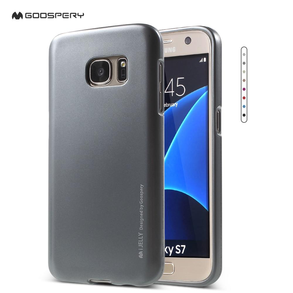 Mercury Goospery Glitter Powder Soft Tpu Case For Samsung A6 A8 Plus Iphone 7 Fancy Diary Yellow Hotpink Galaxy S8 S7 Edge Note 8 J3 J5 J7 2017