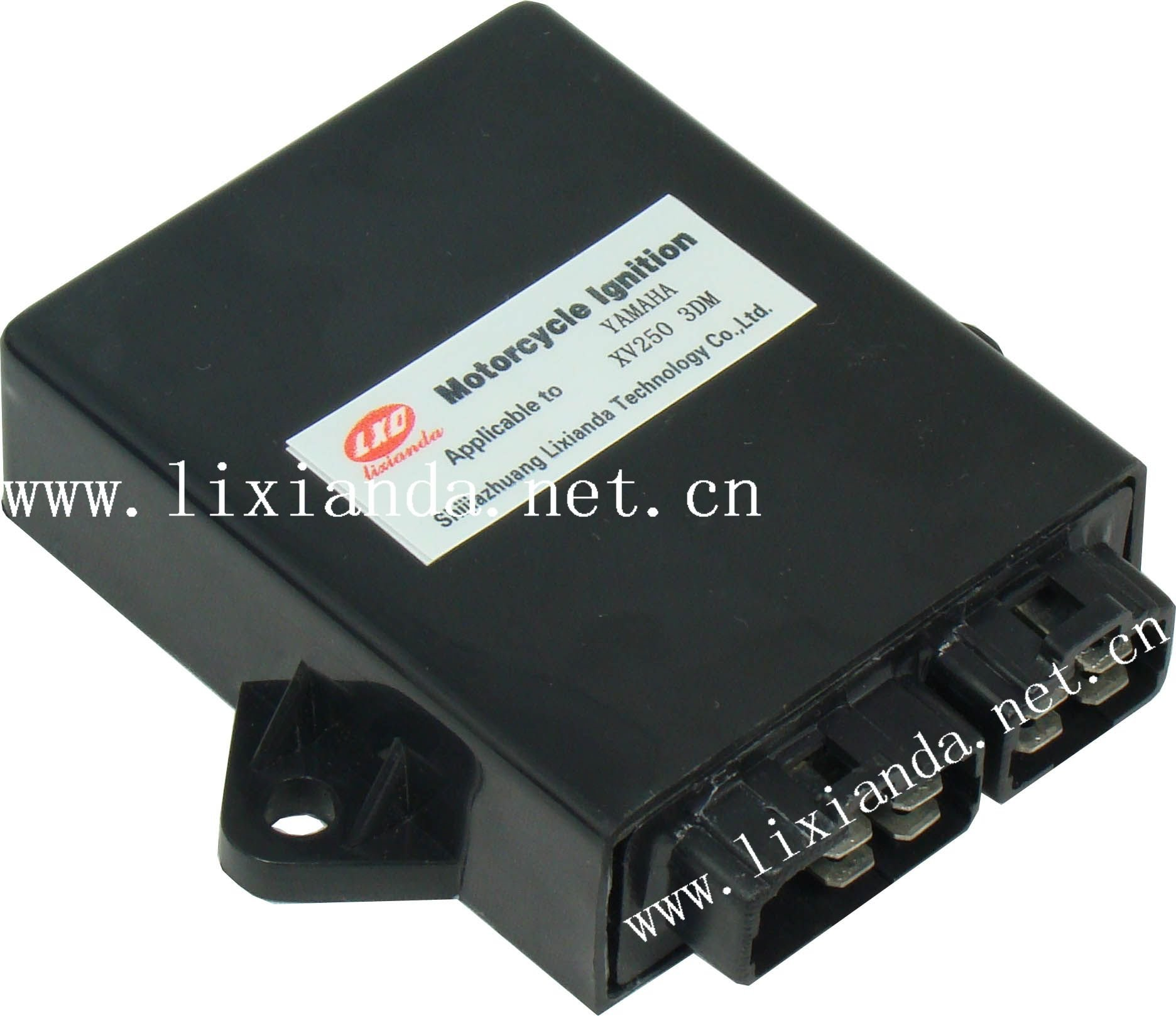 New product digital electronic motorcycle CDI UNIT XV250 3DM for YAMAHA(China)