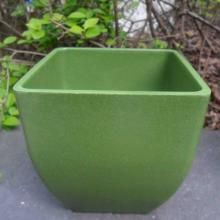 plant fiber  eco friendly flower pot succulent planter