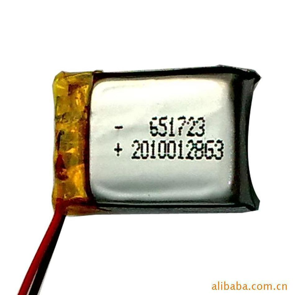 Supply of ultra-small ultra-thin polymer battery lithium cobalt oxide batteries battery 651723<br><br>Aliexpress