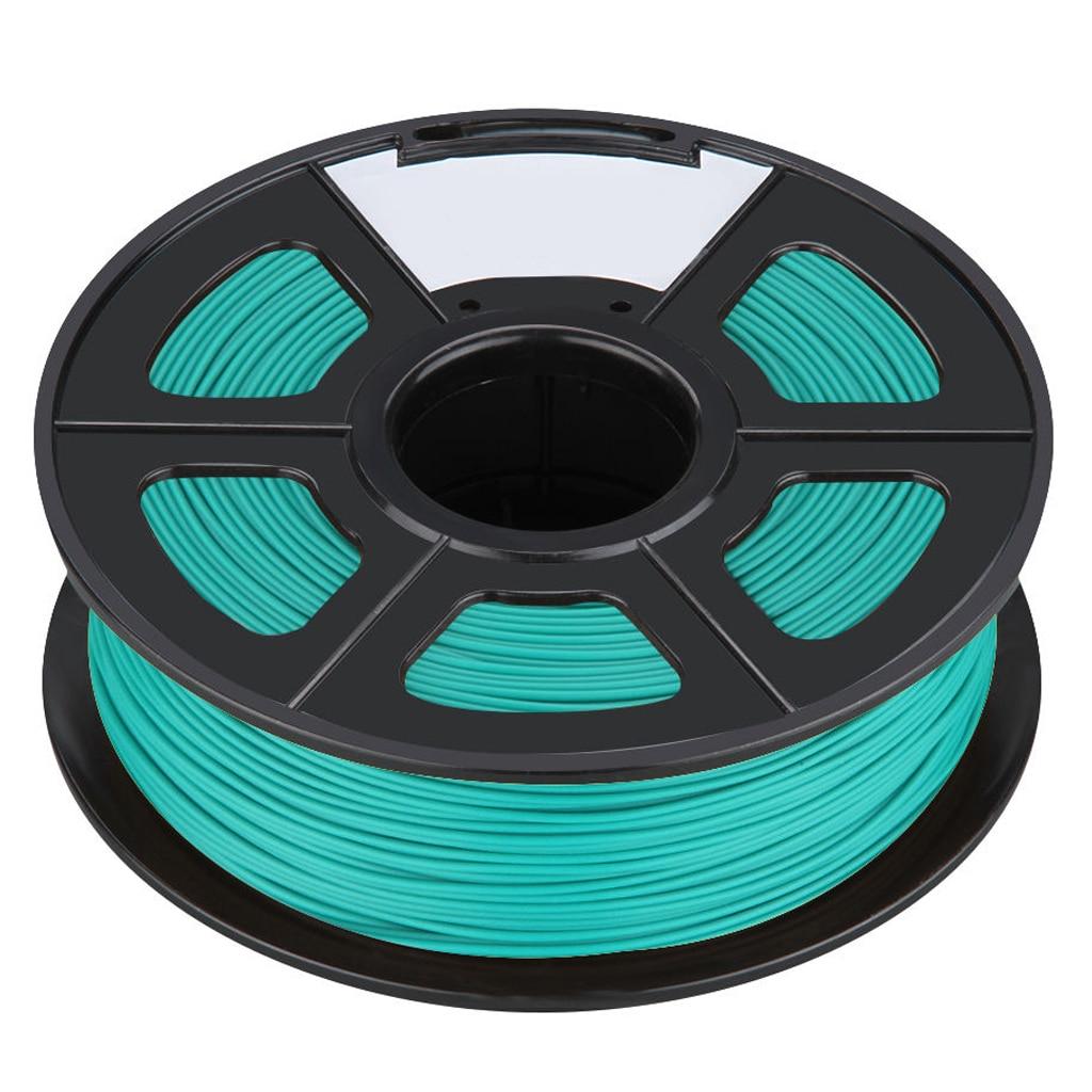 3D Filament 3.0mm PLA for Print RepRap MarkerBot Rapman 1kg/2.2lbs, Grass green<br>