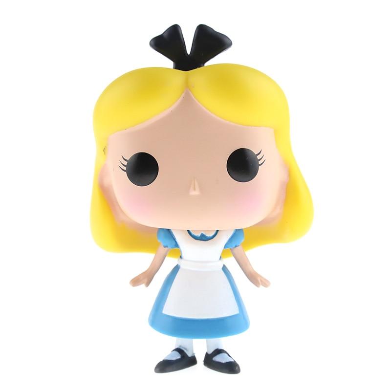 New Hot  Funko Pop Alice in Wonderland Alice NO.49 Original  Box  Vinyl Figure Model Action Figurine Doll  Christmas Gift<br><br>Aliexpress