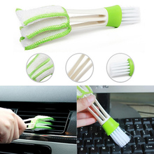 Car Automotive Dashboard Vent Cleaner PC Keyboard Air Outlet Dust Cleaning Brush