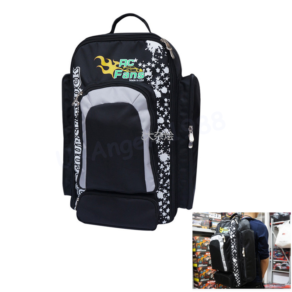 1pcs RC Car Special Storage bag handbag for HSP 1/8 1/10 short truck Monster truck Drift Remote control model Car<br>