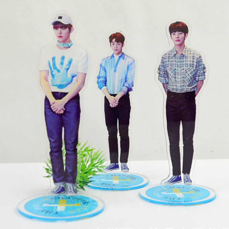 Confident Kpop Got7 Acrylic Standee Figure Doll Jackson Mark Youngjae New Fashion Standing Action Table Desktop Decor Beads & Jewelry Making Jewelry & Accessories