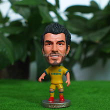 "Soccer 4# FABREGAS (C-Yellow-2015) 2.5"" Dolls Figure Football Player Figurine"