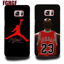 2016 Fighter Jordan Design Back Phone Case Cover For Samsung Galaxy A3 A5 S7 Note 2 3 4 5 S2 S3 S4 S5 mini S6 S6edge (Hard case)