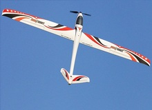FMS ROC Hobby 2200mm V Tail Electric RC Glider Airplane ROC006
