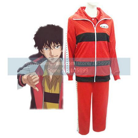 Prince Of Tennis Rikkai Junior High School Winter Uniform Cosplay Costume(China)