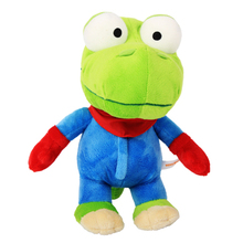 1pcs 28cm Pororo Plush Toys Green Dragon Crong Plush Stuffed Toys Cartoon Animal Dinosaur Soft Dolls Toy Gift for Children