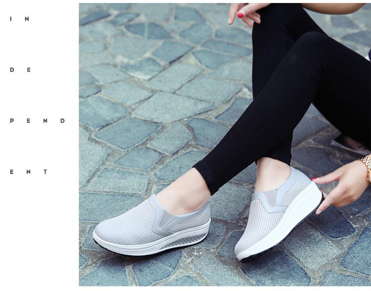 RS 3308 (13) 2017 Autumn Women's Platform Shoes