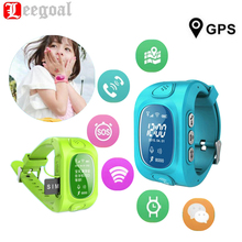 Y3 Smart Kids Watch LCD Screen LBS/GPS/GSM/Wifi Triple Position Safety Monitor SOS Call Anti-lost Locator Tracker Wristwatch(China)