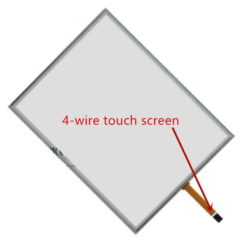 12.1 inch G121X1-L04 G121X1-L03 Touch screen resistance screen glass<br>