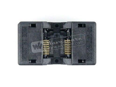 SSOP16 TSSOP16 OTS-16(24)-0.65-01 Enplas IC Test Burn-in Socket Programming Adapter 0.65mm Pitch 4.4mm Width<br><br>Aliexpress