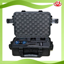 Tricases factory military standard ip67 hard PP palstic waterproof shookproof dustproof small tool cases tablet computer M2100