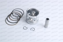 Hond motorcycle Engine parts Piston ring set 56.5mm CB125S CB125 CL XL TL CT SL 125cc - Global accessories store
