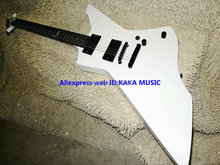White James Hetfield Signature Snakebyte  Electric Guitar New Arrival Wholesale Guitars