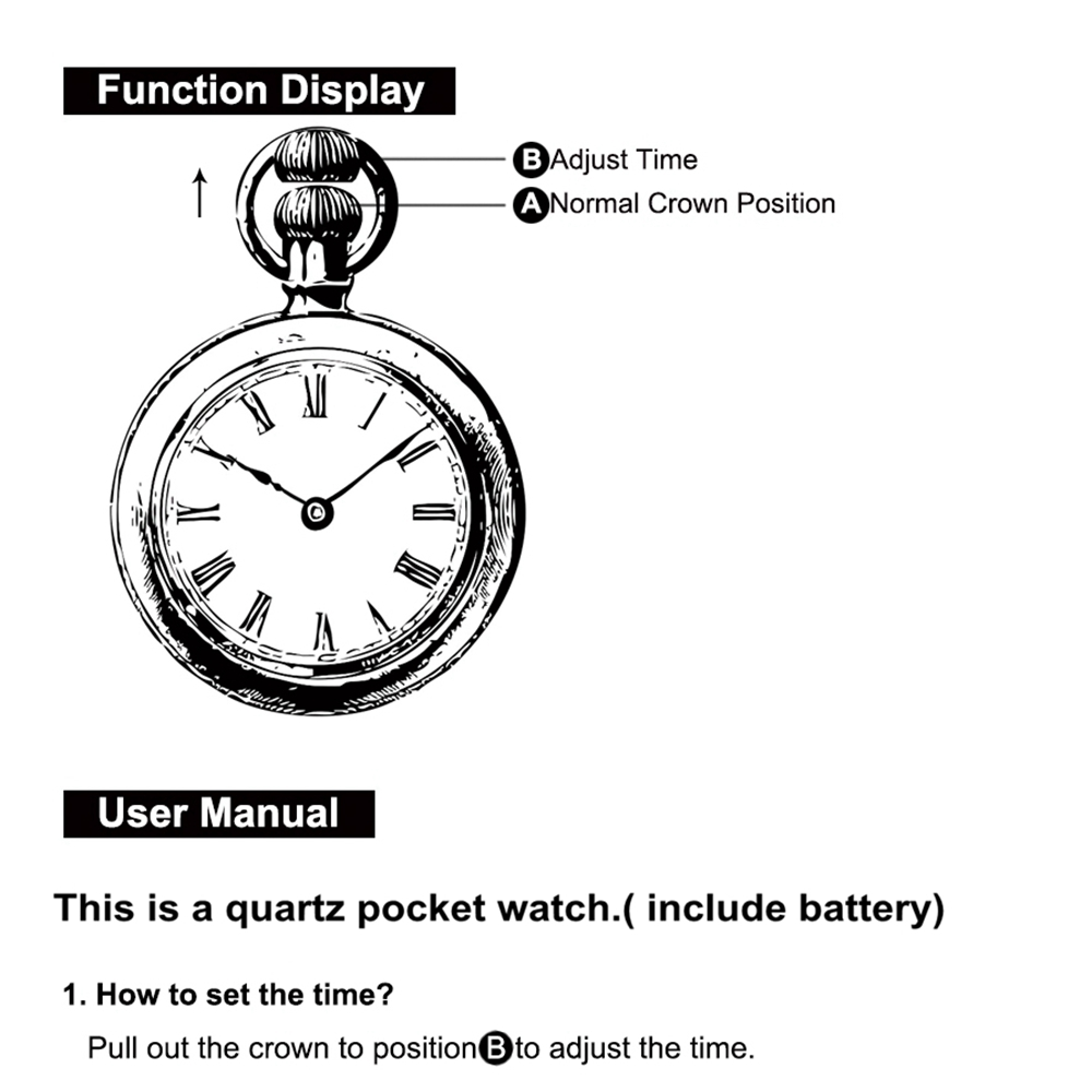 Full Hunter Bronze Unisex Pocket Watch Men Women Vintage Necklace Pendant Quartz Watch Clock Ship from USA Mini Clock Gift Watch (12)