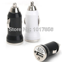 1000pcs/lot 5V 2..1a Micro USB Car Charger  Mini Car Chager Adapter for Cell Mobile Phone for  iPhone 3G 3GS 4 4S 5  MP3 MP4