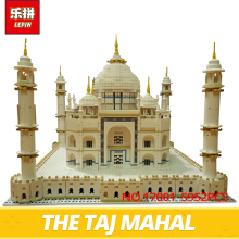 LEPIN Building Bricks idea series 17001 595City Street Taj Mahal Model blocks Kits Toys gifts Compatible 10189 - Blocks Factory Store store