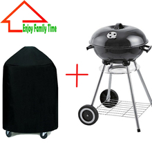 Grill Charcoal Barbecue Grill Garden Camping BBQ Charcoal Grill Picnic Best Sell Easily Assembled and Cleaned BBQ Charcoal Grill(China)