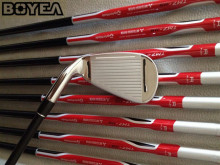Brand New Boyea RSI Iron Set Golf Forged Irons Golf Clubs 4-9PAS Regular and Stiff Flex Graphite Shaft With Head Cover