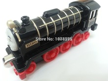 Thomas & Friends Metal Black Hiro Magnetic Toy Train Loose Brand New In Stock & Free Shipping(China)