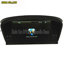 8inch Car Radio player for BMW5 E60 E61 E63 E64/M5 2003 2004 2005 2006 2007 2008 2009 2010(for original 6.5inch with AUX)
