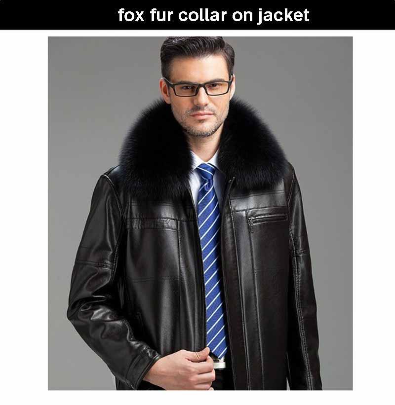 fox fur collar men on jacket1