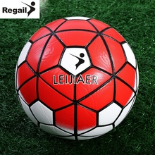 2016 REGAIL PU soccer ball league football Anti-slip granules ball TPU size 5 football balls 3color