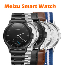 Original Meizu Smart Watch MIX Swiss Movement Passometer Call Reminder Waterproof Support APP IOS On Mobile Phone English