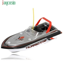 HIINST Best seller drop ship NEW RED Radio Remote Control Super Mini Speed Boat Dual Motor Kid Toy 2 S35