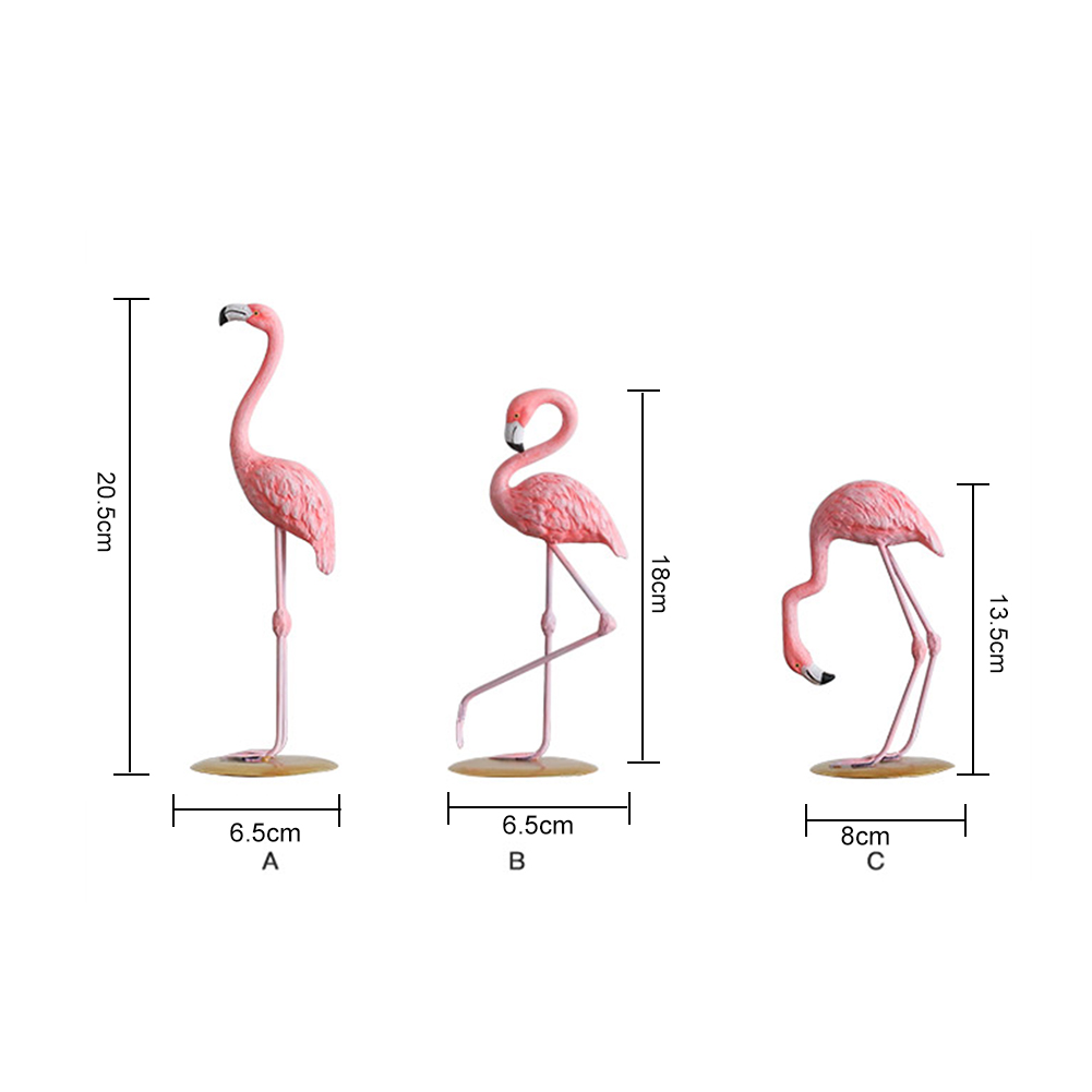 Deco flamant rose -RoseGirly