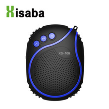Xisaba HIFI Bluetooth speaker 500mAh lithium battery Bluetooth 4.0 portable subwoofer for Xiaomi mi iphone computers MP3/MP4