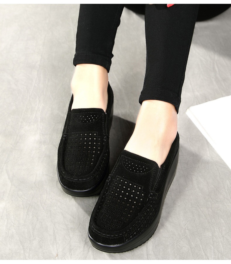 HX 3213-1 (15) 2018 Flatforms Women Shoes Summer