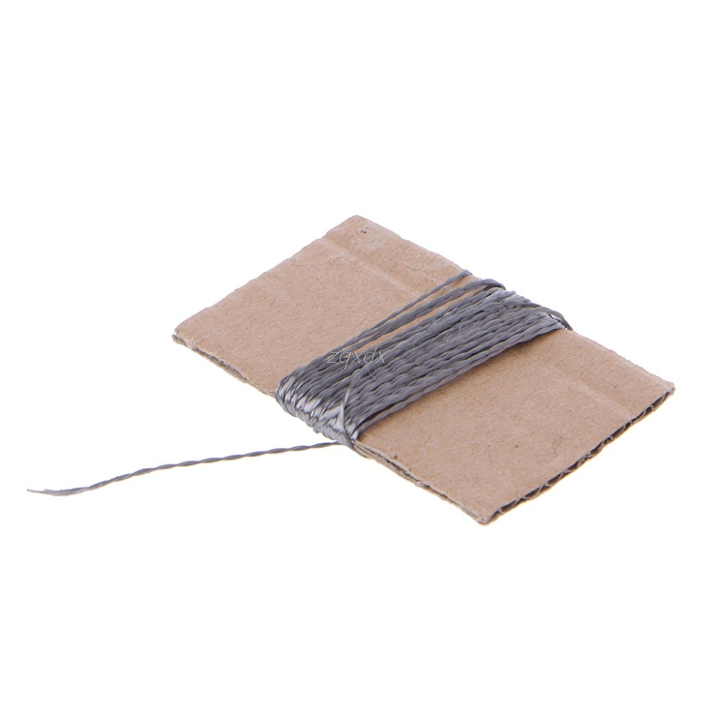 1m Supporting Wearable Conductive Sewing Thread for LilyPad