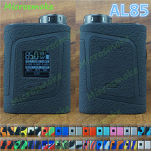 1pc Smok alien AL85 silicone case for alien baby 85w kit TC box free ship skin sleeve enclourse cover sticker decal rubber