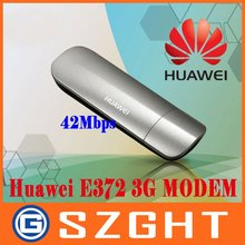 Free shipping Huawei E372 42Mbps Mobile Internet Key support External Antenna, No Contract, totally SIM(China)